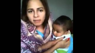 Funny BD girl speaking of Arsenic