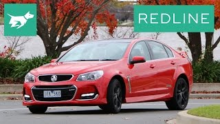 The Last SS: 2016 Holden Commodore SS-V Redline Review