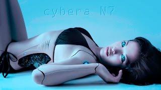 Sci fi cyborg girl photoshop manipulation workflow - speed art video