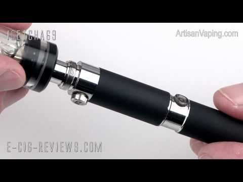 REVIEW OF THE EGO BOOSTER - VARIABLE VOLTAGE ELECTRONIC CIGARETTE