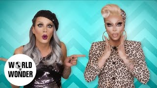 FASHION PHOTO RUVIEW: Haus of Edwards, Manila, Yara & Mariah w/ Raja & Raven: RuPaul