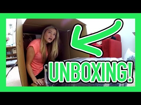 New PC Unboxing!