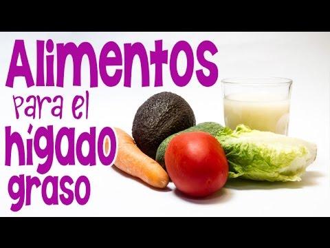 H gado graso - Alimentos para el higado graso ...