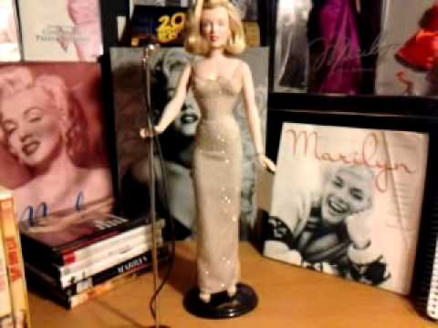 Happy Birthday Mr. President Marilyn Monroe Doll