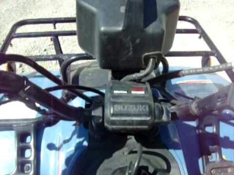 Suzuki 300 Quadrunner. suzuki quad runner 250