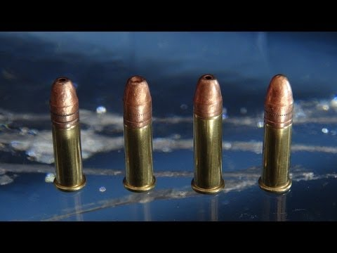CCI .22 LR CLEAR GEL AMMO TEST