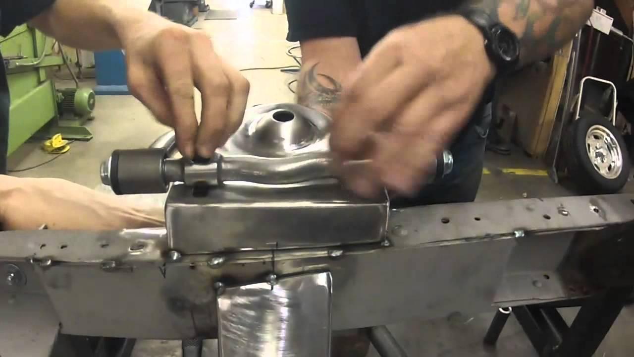 Full Tilt U0026 39 S Mustang Ii Ifs Install Part 2