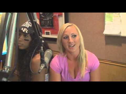 Las Vegas Sin Players Come Into Studio in Las Vegas