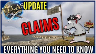ATLAS UPDATE v10 CLAIM CHANGES! Everything you Need to Know About Claims