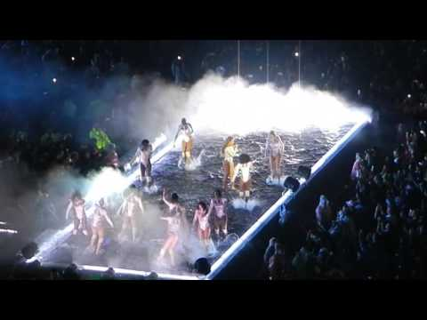 Beyonce-Freedom-Formation World Tour in Raleigh, NC-May 3, 2016