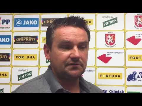 Trenér Karel Havlíček: Utkání proti Vítkovicím pro nás bylo po psychické stránce hodně náročné
