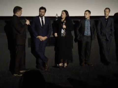 Set Fire To The Stars Q&A EIFF 2014