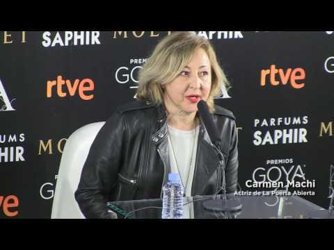 Rueda de prensa | Nominaciones #Goya2017