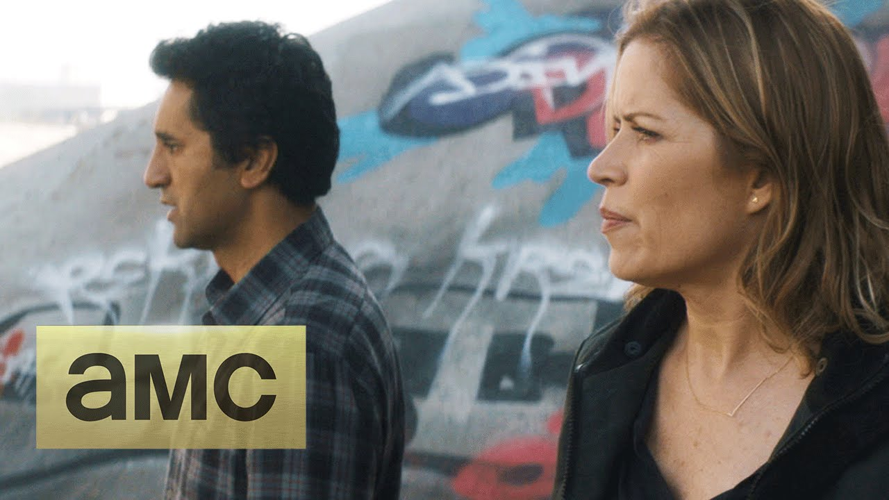 Official Comic Con Trailer- Fear the Walking Dead- World Premiere