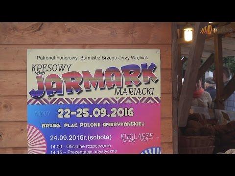 Kresowy Jarmark Mariacki 2016 Brzeg