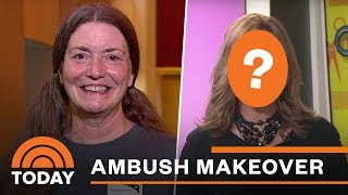 'Oh my!' Moms Get Major Transformations In Ambush Makeover | TODAY