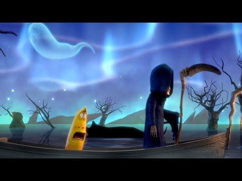 LARVA - Cidade fantasma   2018 Filme completo   Dos desenhos animados   Cartoons Para Crianças