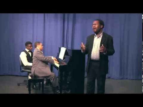 "#4 ""Performing Arts Showcase at Essex County College"" Overton Alston Pt THREE"