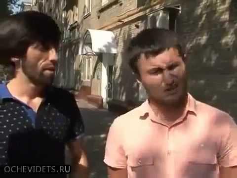 Кавказцы объявили беспредел русским