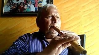 andhere mein jo baithe hain nazar unper bhi kuvh dalo- sambandh 1968- on flute kkbhatnagar
