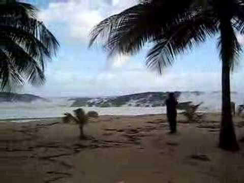 Perfect Storm Tsunami Manati Puerto Rico