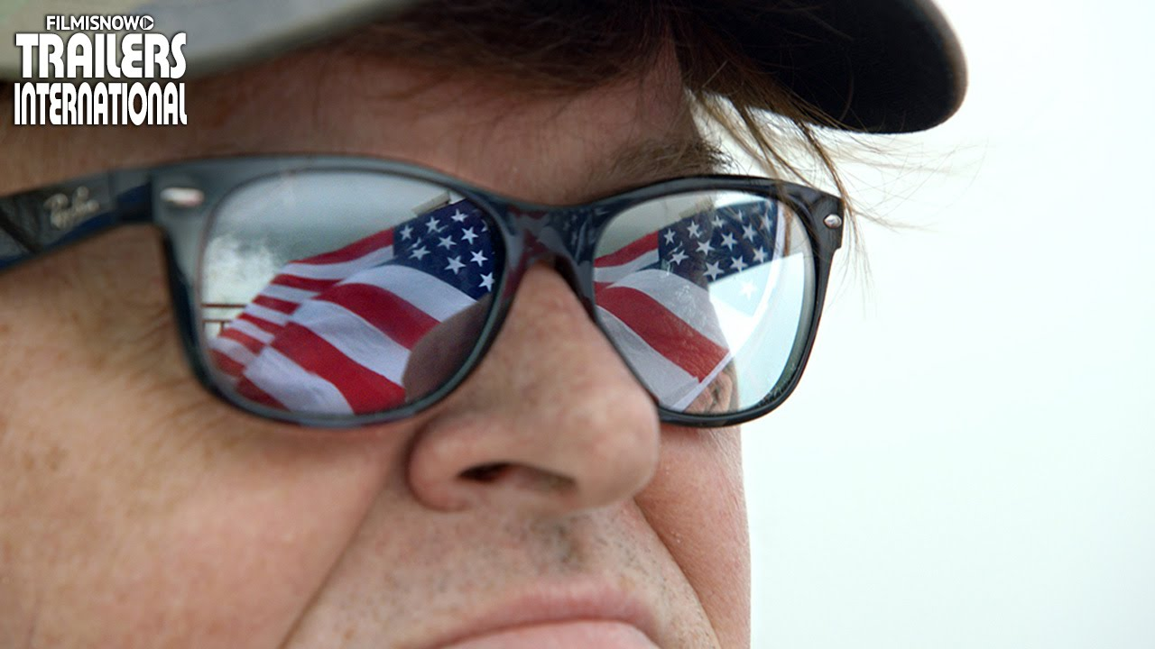 Michael Moore's WHERE TO INVADE NEXT Official Trailer [HD]