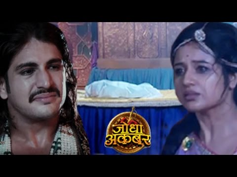Jodha Akbar 7th October 2014 FULL EPISODE | SAD DEMISE of Jodha & Akbar's TWIN BABIES