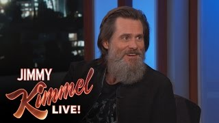 Jim Carrey on the Inspiration Behind His Paintings
