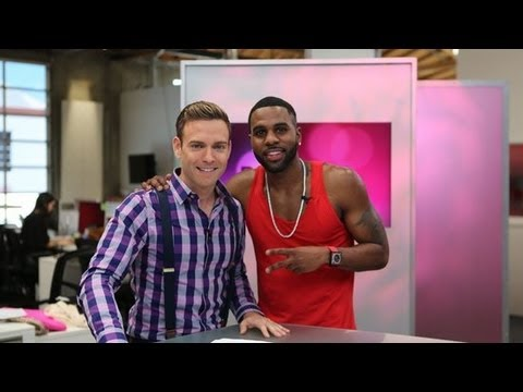 Jason Derulo Talks About Jordin Sparks and Gives Us a Dance Lesson! | POPSUGAR News