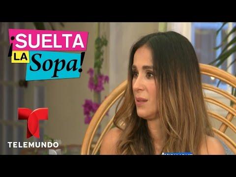 Suelta La Sopa | Catherine Siachoque  confiesa que padeció bulimia | Entretenimiento