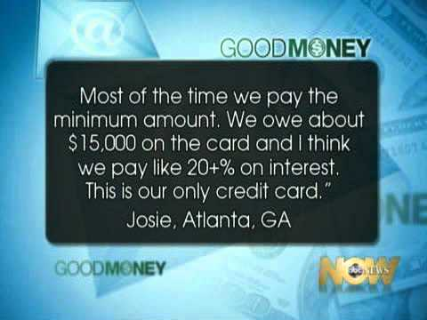 ABC Good Money   Windfall, Raise Credit, Target Date Retirement, Pay Off Debt   Mail Bag