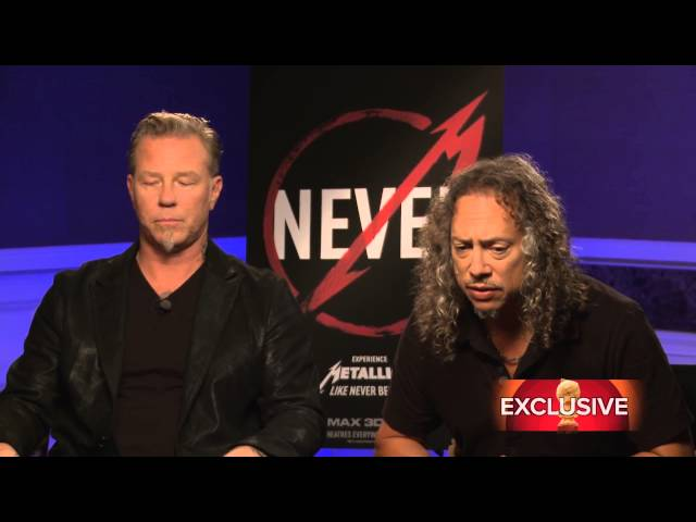 METALLICA MEETS THE HFPA