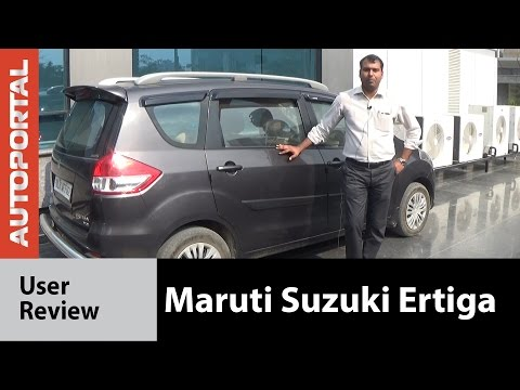 Maruti Suzuki Ertiga (Diesel) - User Review