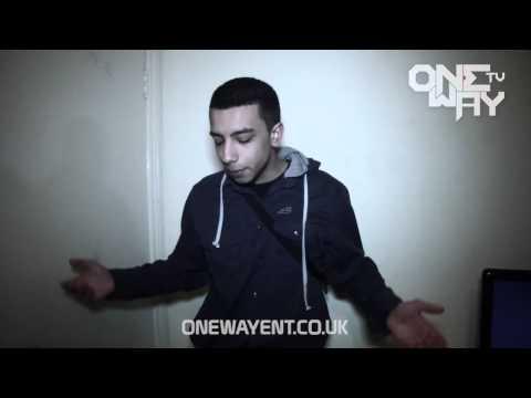 ONE WAY TV | MO WEST FREESTYLE (LONDON)