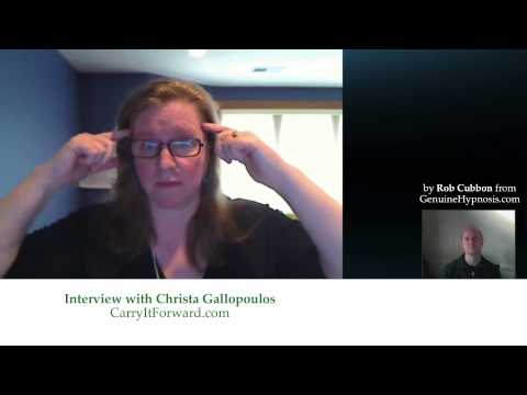 Using Your Creativity with Christa Gallopoulos
