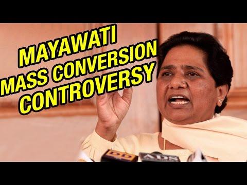 Former UP CM Mayawati rakes up Mass Conversion row in Parliament