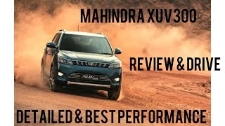 Mahindra XUV300 Review: Detailed & Fun To Ride Experience