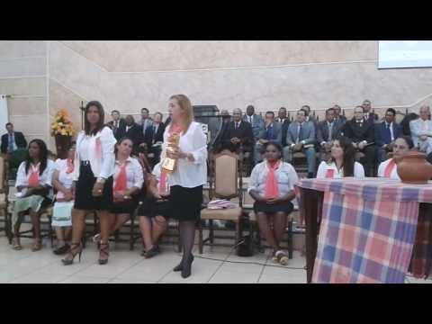 """Jogral """"O Vaso que Deus Procura"""" Congresso do Circulo de Oração Dorcas Jardin�"""