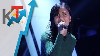 Pia Banga performs Celine Dion's The Power Of Love for blind auditions | The Voice Teens 2020