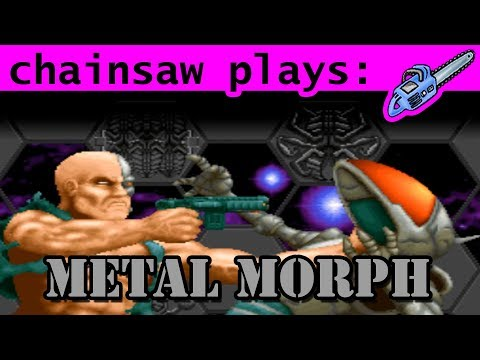 YBN Review: Metal Morph - SNES