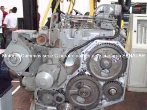 Bomba injetora motor cummins 11 97129 0022 youtube for Add a motor d20