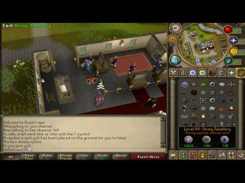 Runescape Magic Training Guide [HD/Commentary]