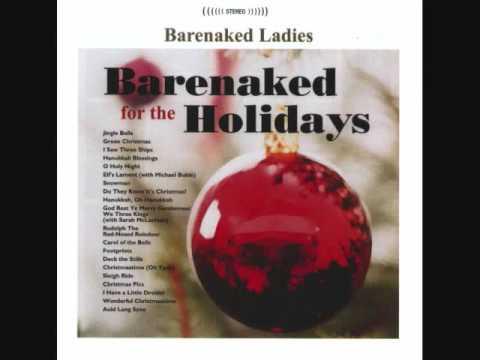 Barenaked Ladies - Auld Lang Syne