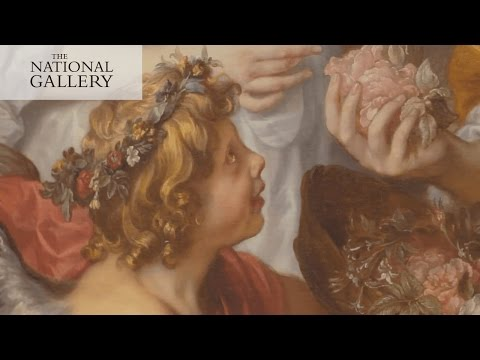 Messenger angels | Angel Trail | The National Gallery, London