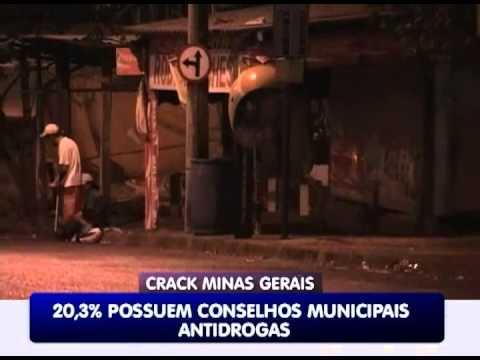 Cerca de 91% dos municípios de Minas enfrentam problemas com circulação de drogas