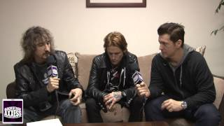BUCKCHERRY New Video Interview