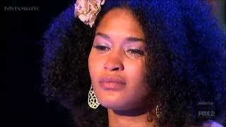 Jillian Jensen vs. Latasha Robinson (The X Factor USA 2012 Boot Camp)