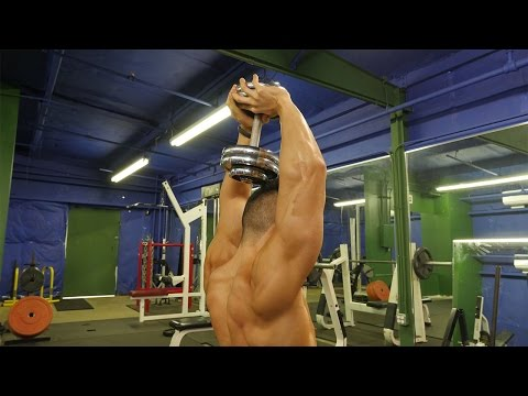Home Chest And Triceps Workout