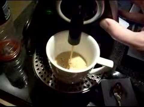 Demontage Nespresso Krups u Nespresso Krups