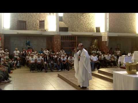 Misa Católica 31 Marzo 2013 - Bienvenida Comunidad Misionera - ecatolico.com